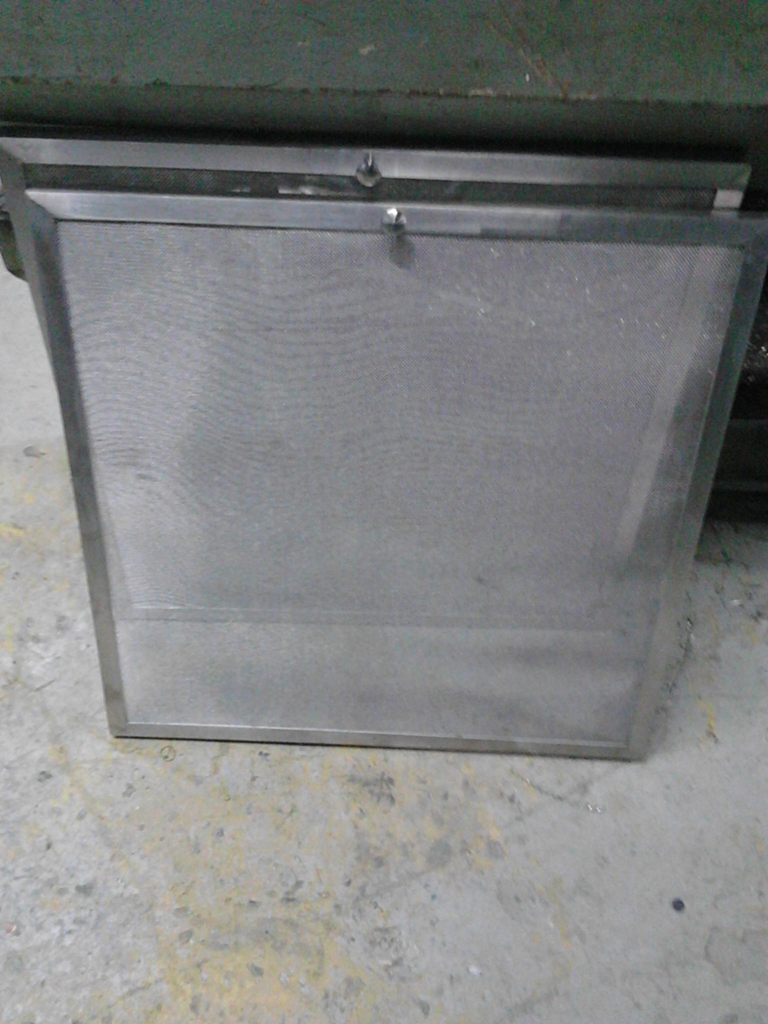 Tapa de Deposito  con Ventilación